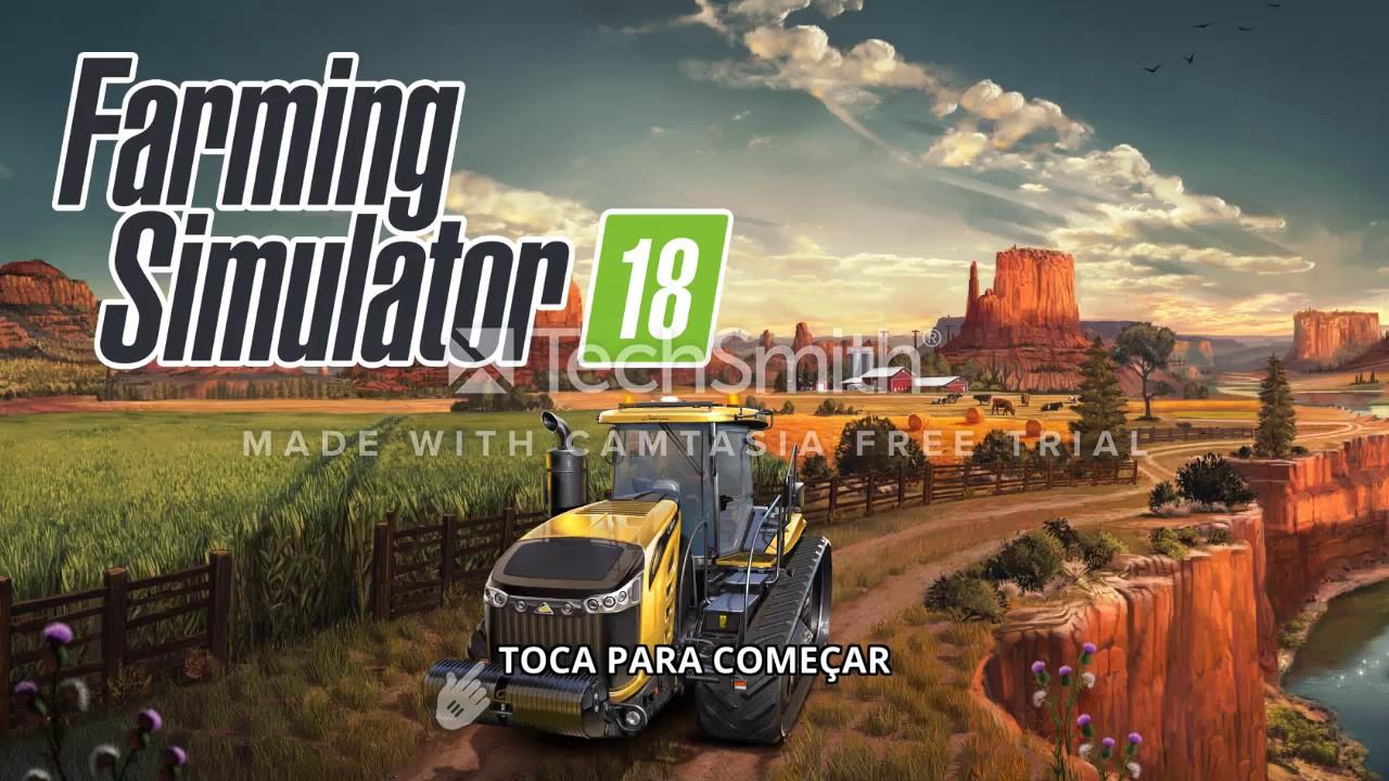 farming simulator 18 mod apk download aptoide