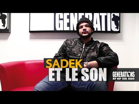 Youtube: SADEK – INTERVIEW « Le son »