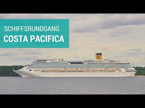 Costa Pacifica: Rundgang