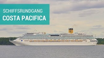 Costa Pacifica: Rundgang