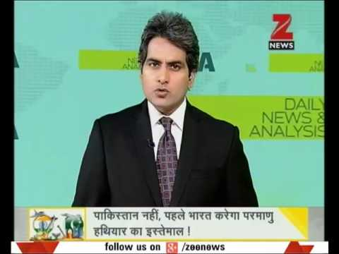 DNA: Analysing the 'no first use' nuclear policy of India
