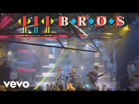 Bros - I Owe You Nothing [Top Of The Pops 1988]