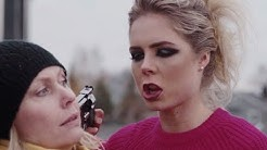 Hopp-Lundby sjokkerer i musikkvideo