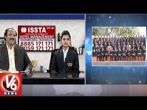 Career In Hotel Management | ISSTA International Institute | Career Point | V6 News