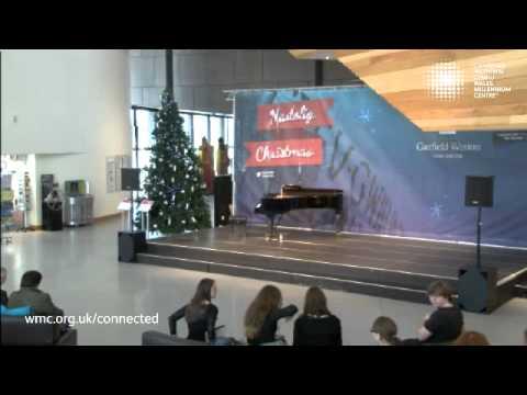 2014 Dec 08 - Cardiff University Music Dept