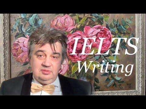 Подготовка к IELTS Writing (часть 1). Как определить уровень знания языка?