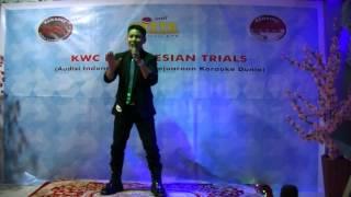 KWC Indonesian Trial 2014 - Inul Vizta Bangka - Angga (Sudahi Semua Ini)