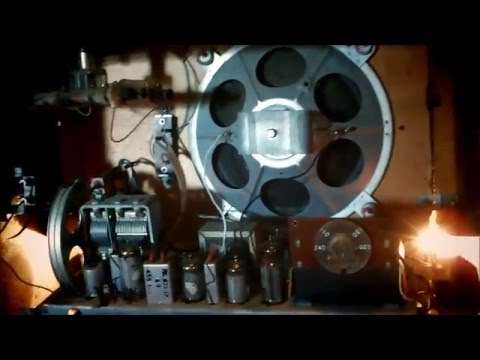 Radiola RA475A - Röhrenradio Reparatur / Tube Radio Repair