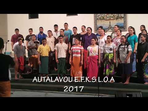 Faafetai I le Atua (Pese ma Viiga 92) by Aufaipese EFKS Loimata o Apaula