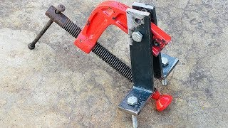 WOW COOL DIY IDEA WITH CLAMP