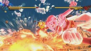 Majin Kaioken x20 vs Giant Namek ?! - Dragon Ball Xenoverse 2 - Female Majin Ranked #6
