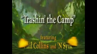 Watch Phil Collins Trashin The Camp video