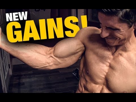 8 Arm Exercises You've NEVER Done (NEW GAINS!)