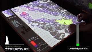 Lego Logistics Platform Invented by MIT