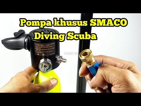 Pompa Tangki Mini Smaco - Pump Smaco Scuba