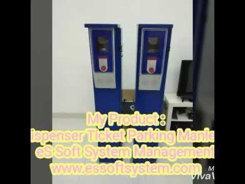 Model Dispenser Tap Card Perumahan dan Perkantotan