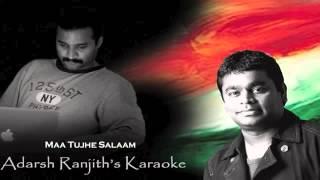 Karaoke track 1