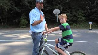 How to ride a bike in less than 5 minutes