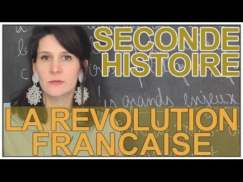 La Revolution Francaise Histoire Geographie Seconde Les Bons Profs Youtube