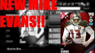 NEW MIKE EVENS!!! :: MADDEN 16 ULTIMATE TEAM PS4