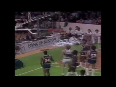 Larry Bird Video from Sports Museum