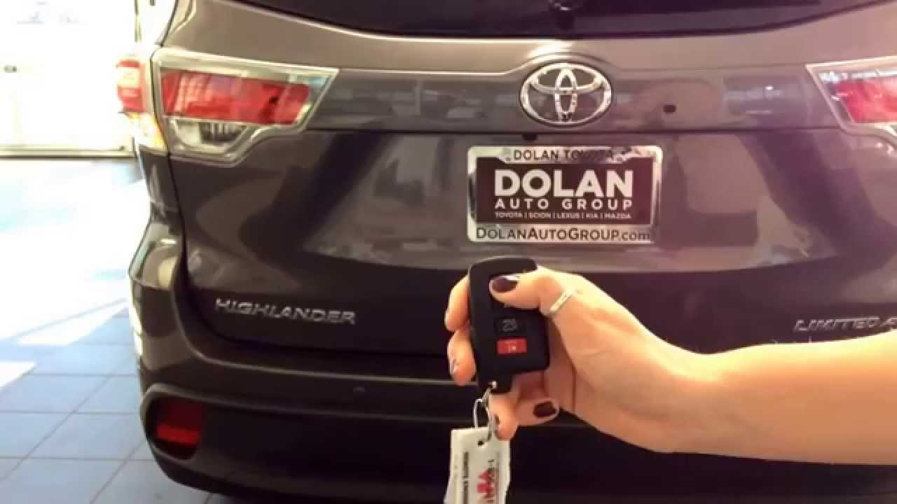 How To Toyota Remote Start