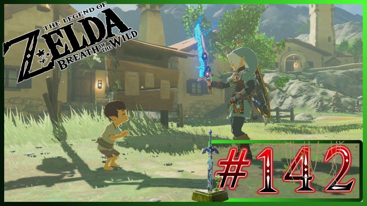 Zelda Breath Of The Wild Waffen