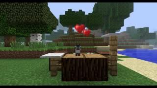 MineCraft Пародия Румян.Мой кот любит Хип-Хоп
