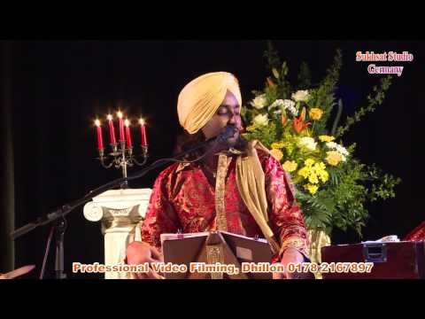 Satinder Sartaj Live | Full Show Frankfurt Germany | HD, Sukhsat Studio Germany