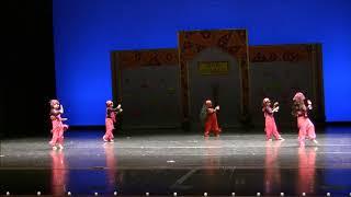 Chennai Rythms Dance at IAB 2017 Diwali