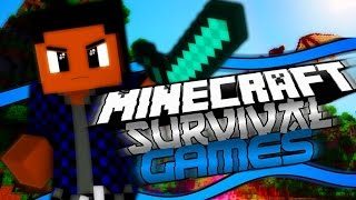 Minecraft Survival Games #15 SCURRED FOR MEH LIFE!