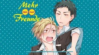 Mehr als nur Freunde (Manga-Trailer)