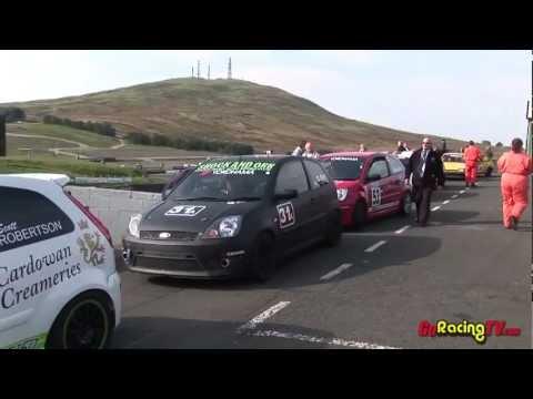 2012 Scottish Fiesta Championship Meeting 5 KNOCKHILL