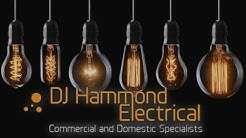 24 Hour Emergency Electrician Solihull | Call D J Hammond Today