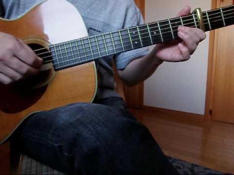 Don't Know Why / Norah Jones / Guitar instrumental