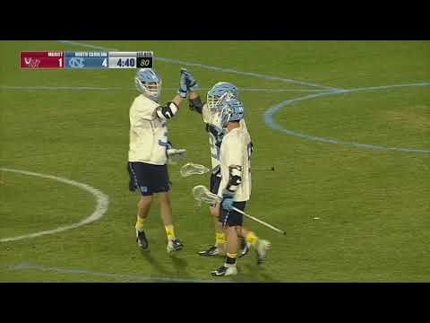 UNC Men's Lacrosse: Tar Heels Fire Past Marist For First Victory In New Stadium