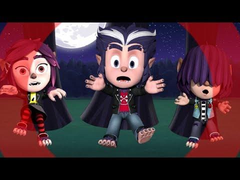 PJ Masks Howling Havoc - Gekko And Owlette VS Wolfy Kids
