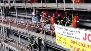 Tai nạn tại nhà máy lọc dầu nghi sơn thanh hóa
