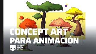 Arboles para Animación | Proceso Completo