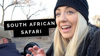 Our incredible SOUTH AFRICAN SAFARI | Little Grey Box