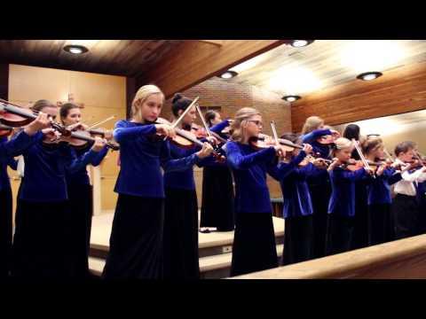 """O Come, O Come, Emmanuel"" - Poor Clares Christmas Concert 2014"