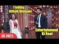 Ravi Dubey Trolling Asha Negi On Rithvik Dhanjani | Entertainment Ki Raat | Colors TV