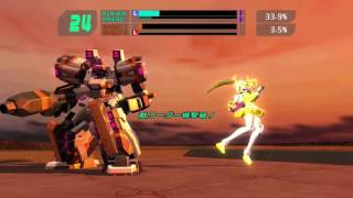 Cyber Troopers Virtual-On Force online matches 9/3a