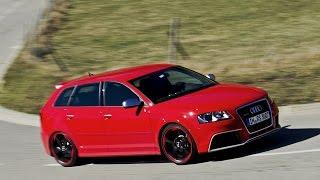 Audi RS3 — Динамика