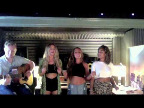 Indigo - Pass the dutchie (cover) girlband