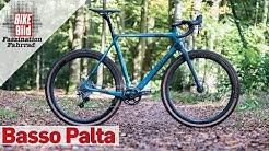 Basso Palta: Edles Renn-Gravelbike aus Italien