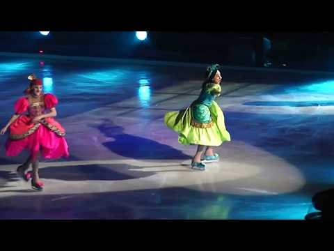 Show Completo Disney On Ice 2017  HD Parte 1-3