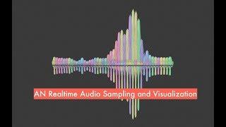 LIVENODING 1147 / AN Realtime Audio Sampling and Visualization by Jimmy Gunawan