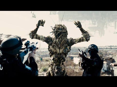 District 9 *** Phim người ngoài hành tinh hay nhất năm 2016