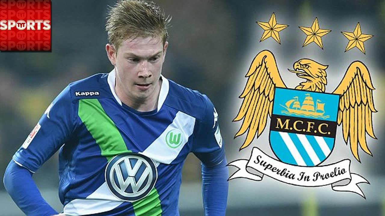 Kevin De Bruyne To MANCHESTER CITY?